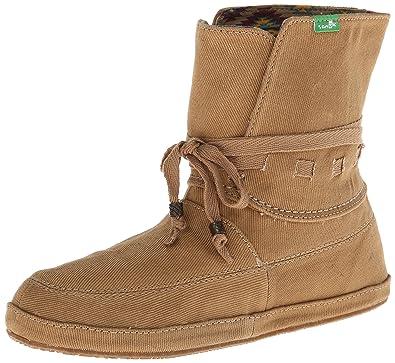 adb4b359a914 Sanuk Women s Tan Soulshine Sally 11 B(M) US  Amazon.co.uk  Shoes   Bags
