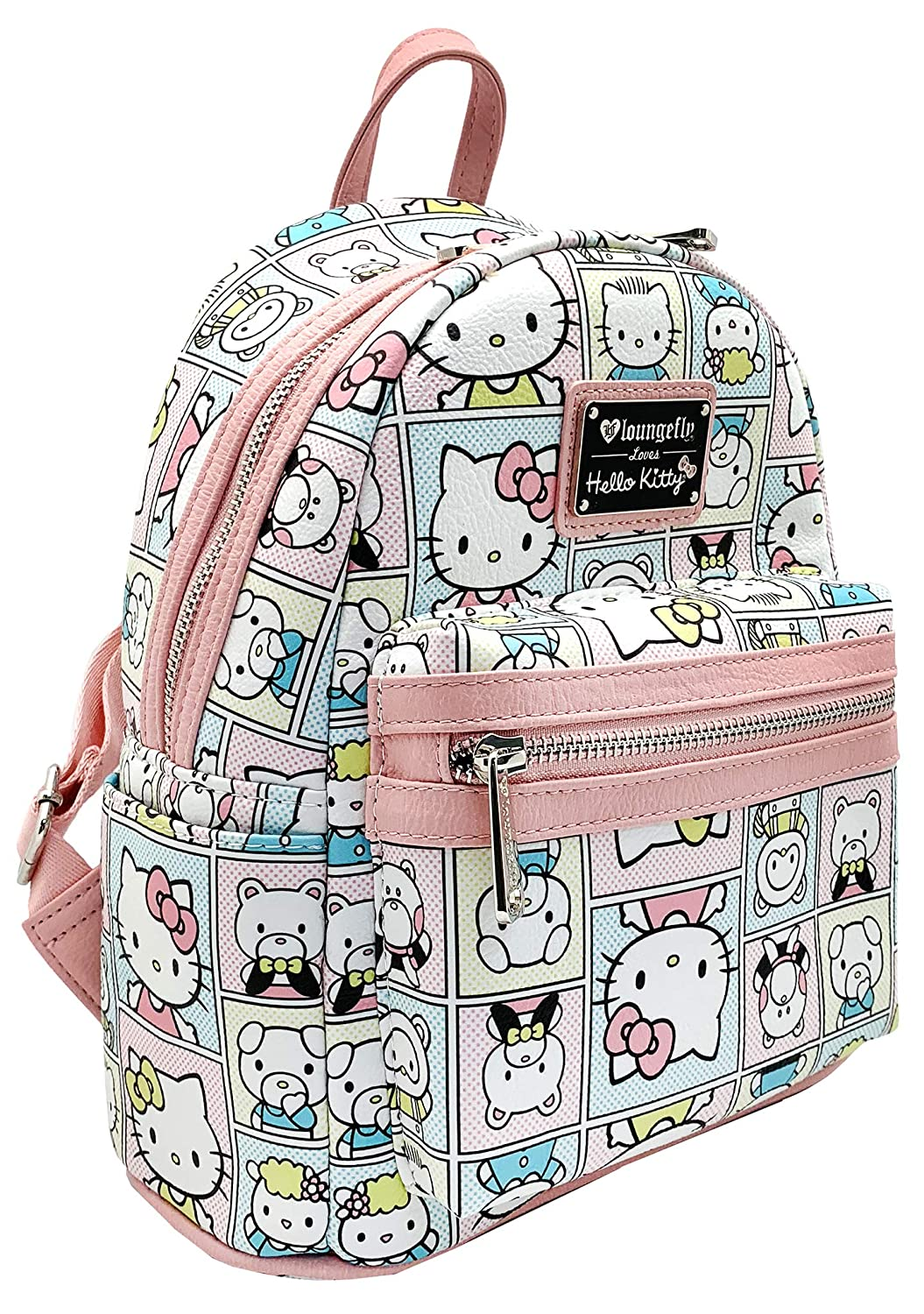 Loungefly x Sanrio Hello Kitty Friends Allover-Print Mini Backpack