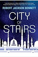 City of Stairs: the first in the epic Divine Cities trilogy (The Divine Cities Book 1) Kindle Edition