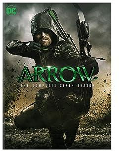 Book Cover: Arrow: Season 6