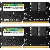 シリコンパワー ノートPC用メモリ DDR4-2666(PC4-21300) 8GB×2枚 288Pin 1.2V CL19 永久保証 SP016GBSFU266B22