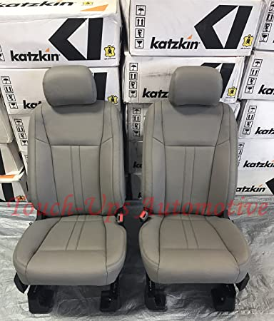 2016 Ford F150 Seat Covers >> Amazon Com Katzkin Leather Seat Covers For 2015 2016 2017