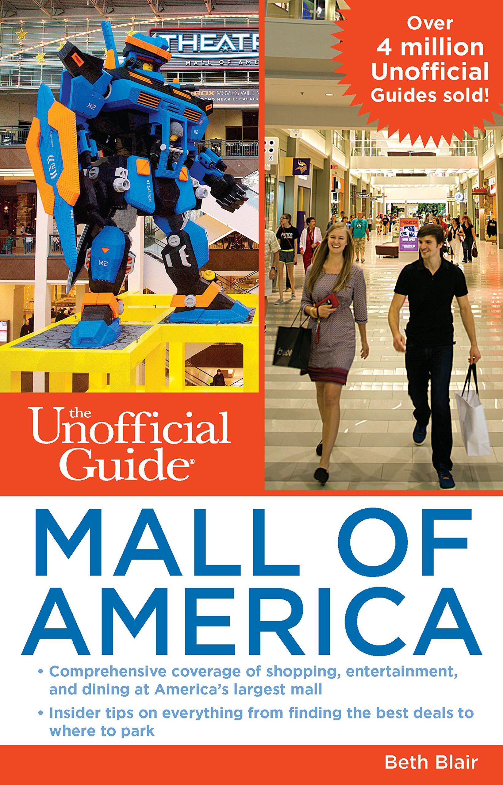 Read Online The Unofficial Guide to Mall of America (Unofficial Guides) pdf