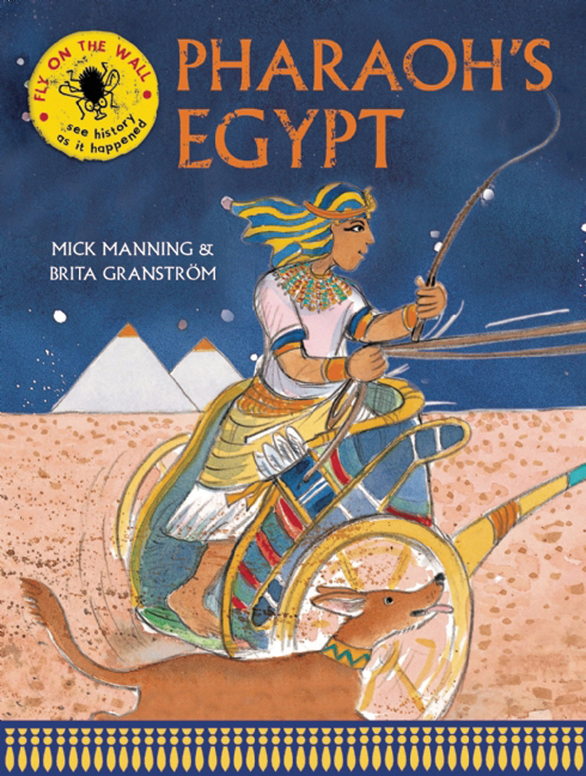Download Pharaoh's Egypt (Fly on the Wall) pdf