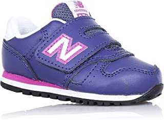 New Balance Jr 373, Chaussures Mixte Enfant Chaussures Mixte Enfant - Bleu - Bleu/Fuchsia 38.5 EU EU NBKV373BCI NBKV373_BCI-6