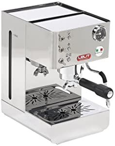 Lelit PL41LEM Espresso Siebträgermaschine