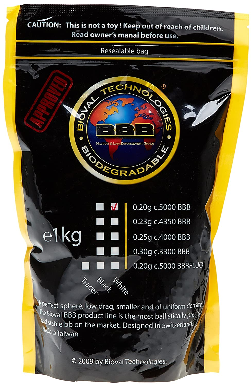 Bioval Billes Bio Blanche 0, 20 g en sachet 1 Kg 203484