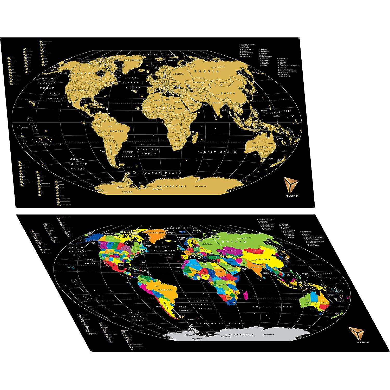 on 9110 correct world map