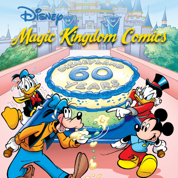 Disney Specials (Issues) (4 Book Series)