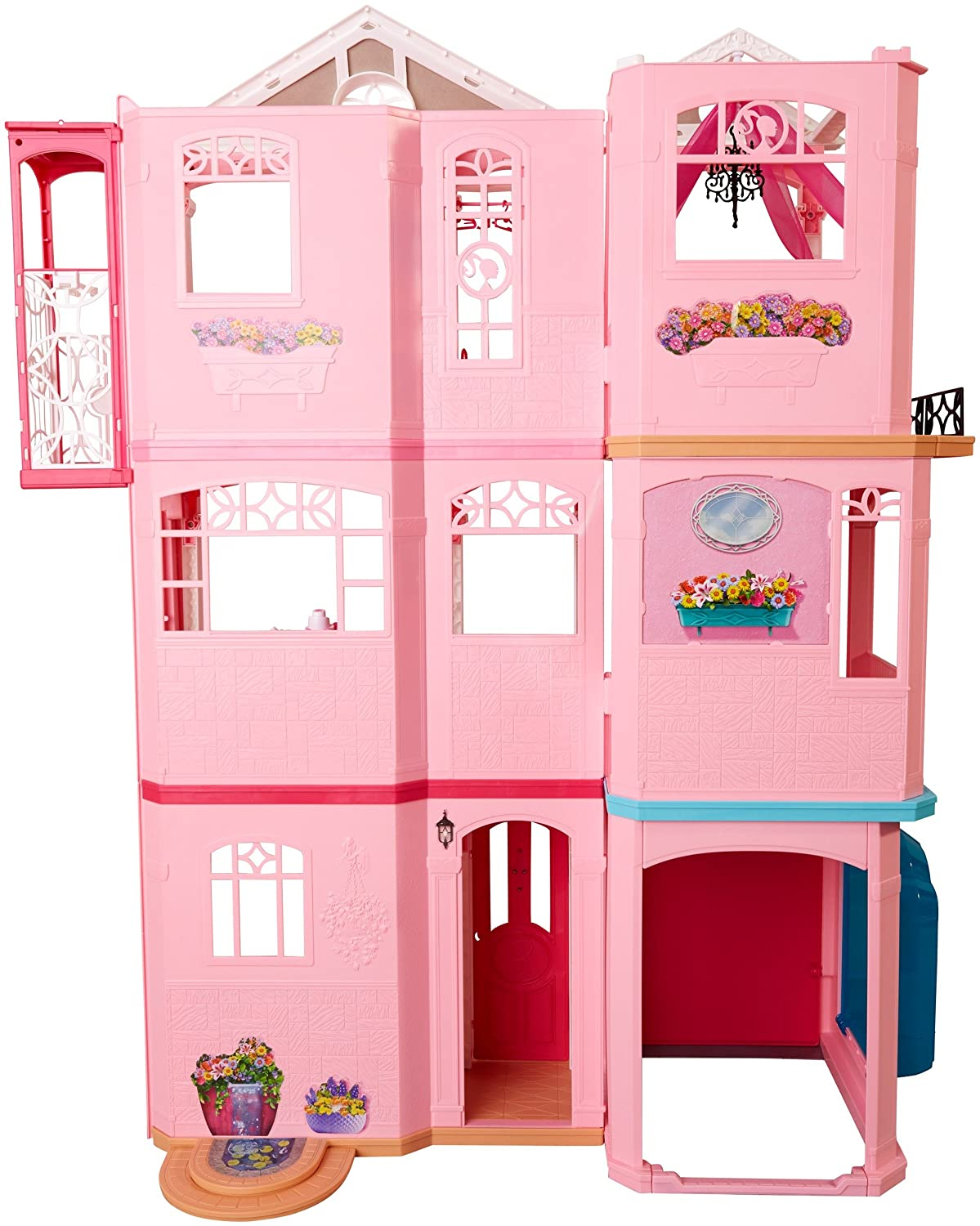 Amazon.com: Barbie Dreamhouse: Toys & Games
