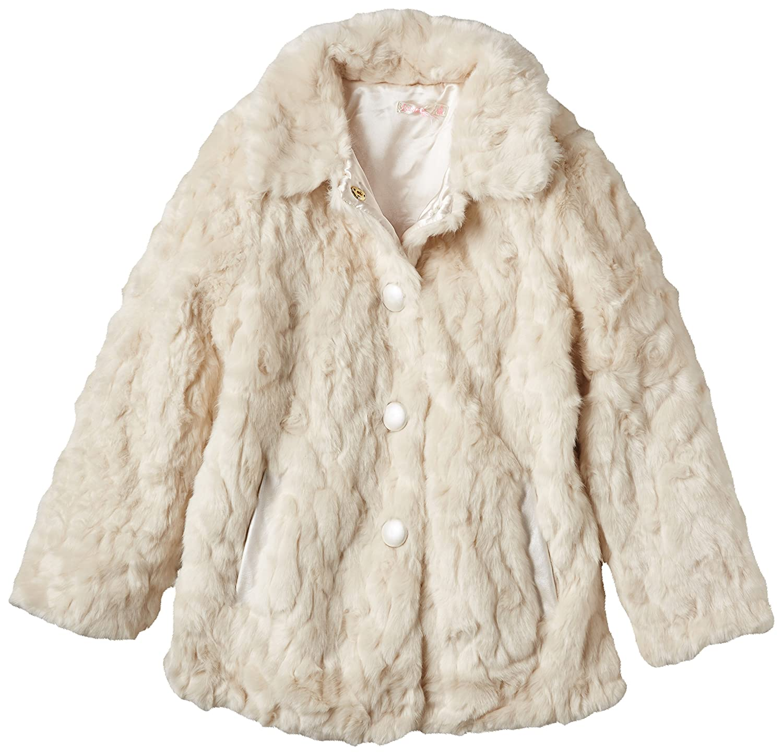Billieblush Girl's U16080 Fake Fur Gilet