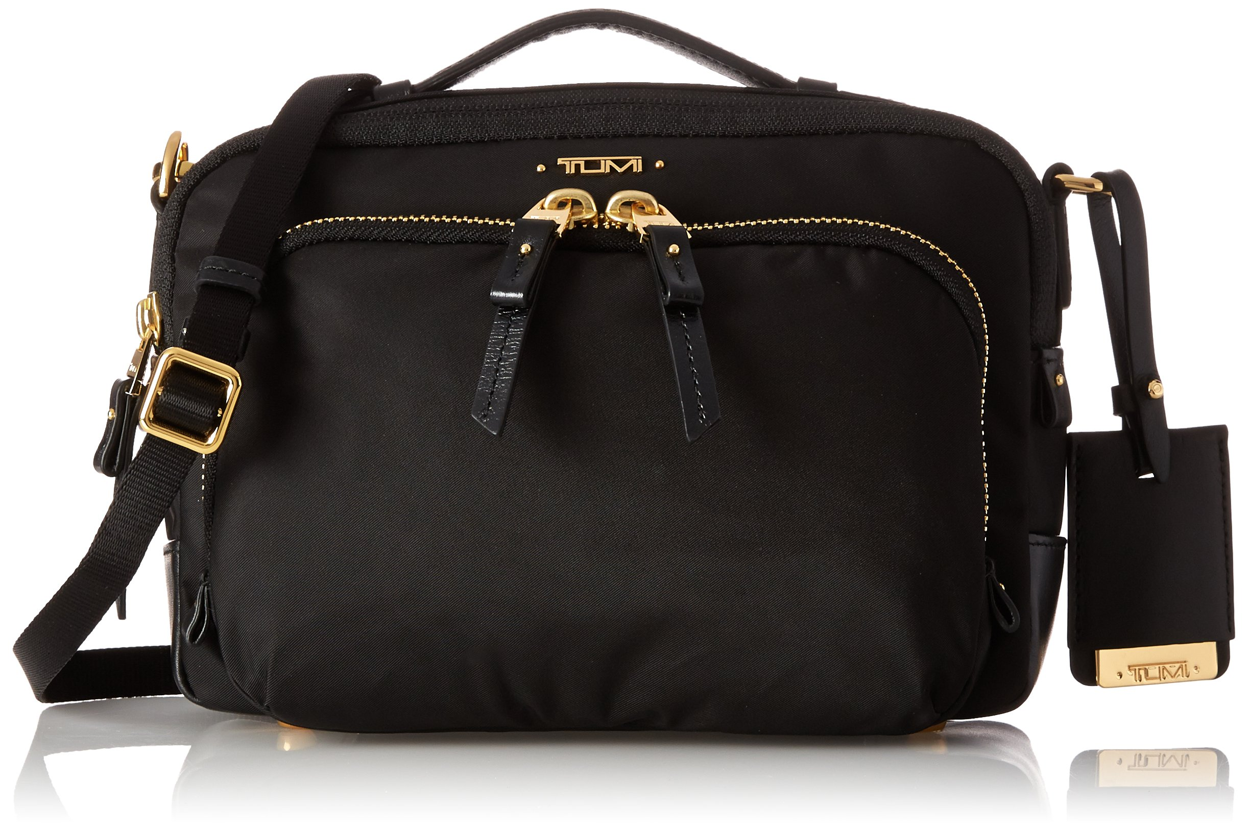 Tumi Voyageur Luanda Flight Bag, Black, One Size