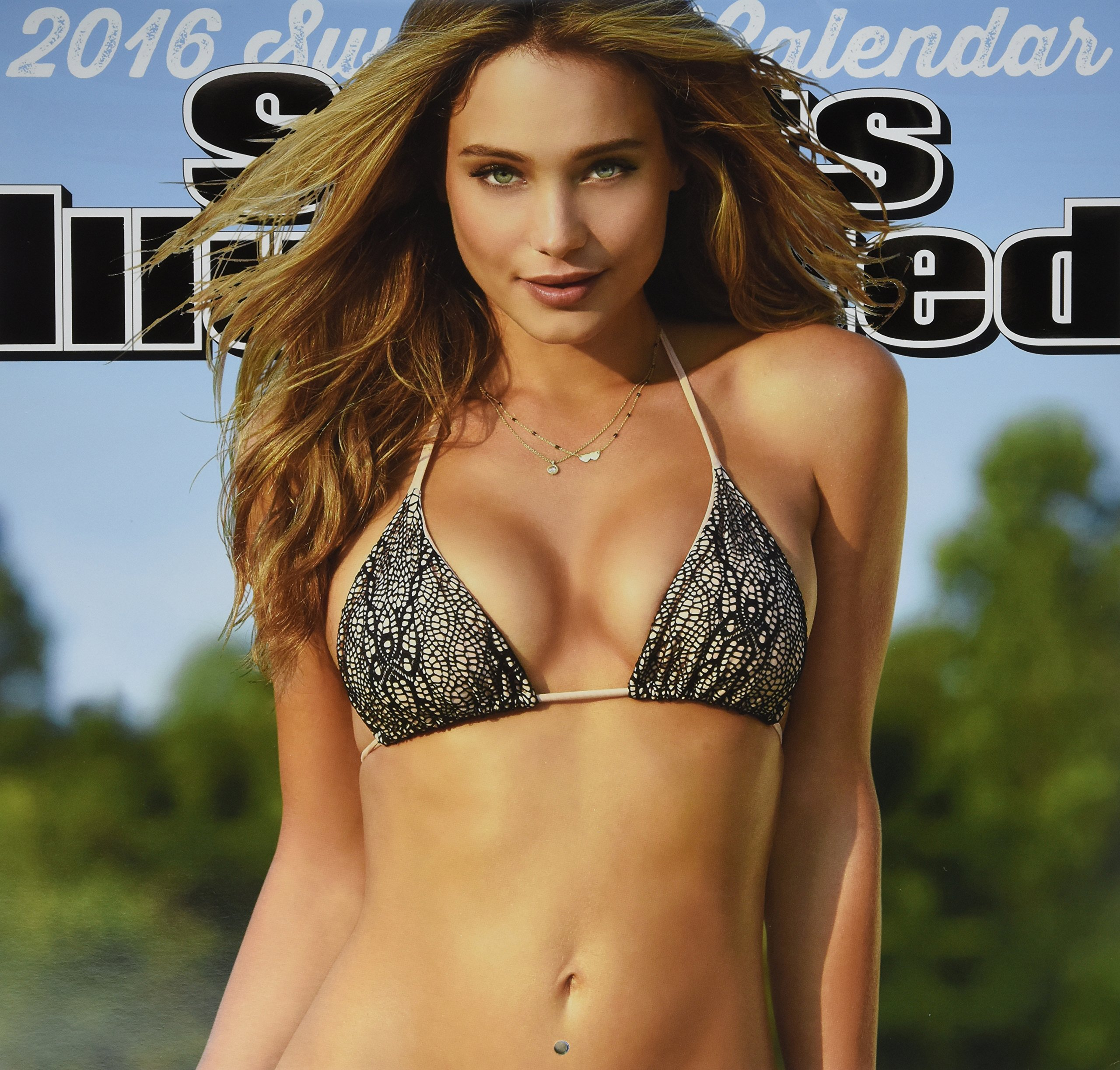 Sports Illustrated Swimsuit 2016 Wall Calendar