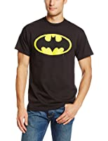 DC Comics Men's Batman Basic Logo T-Shirt