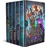 Viridian Gate Online: Origins