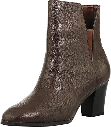Women's Vanessa Leather Ankle-High Boot