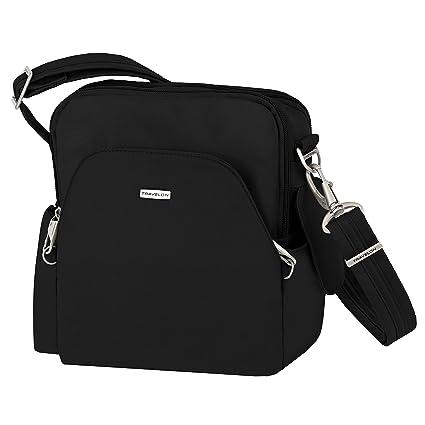 32ce766fa411 Travelon Anti-Theft Travel Bag, Black, One Size