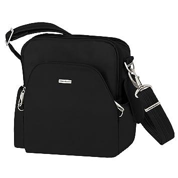 b67dee017ee Amazon.com  Travelon Anti-Theft Travel Bag, Black, One Size  MMP Living