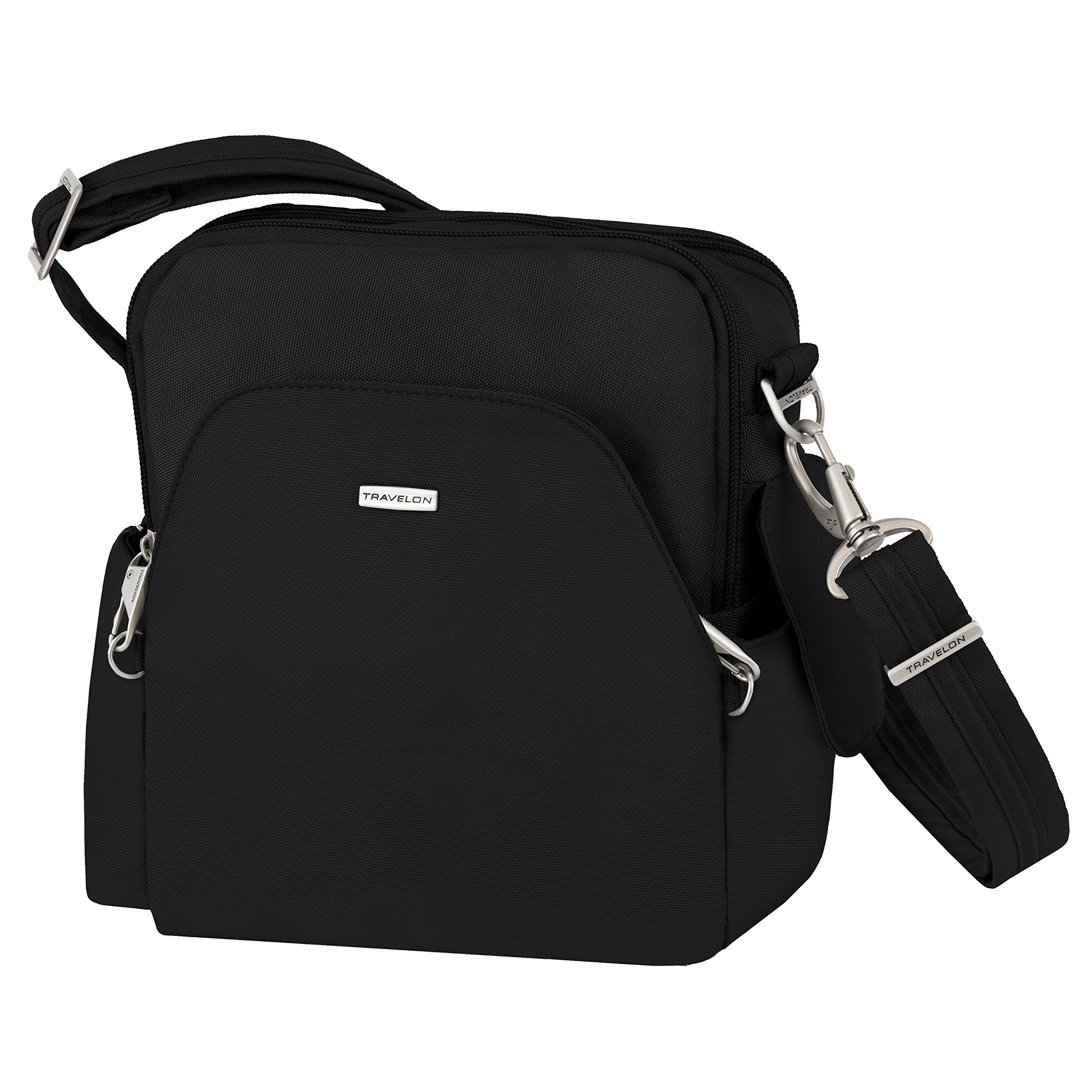 Travelon Anti-Theft Travel Bag, Black, One Size