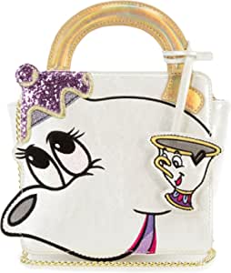Danielle Nicole Disney Beauty and The Beast Mrs. Potts and Chip Crossbody