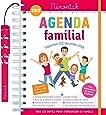 Agenda familial Mémoniak 2017-2018
