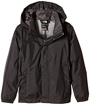 c5ec83618233 The North Face Boy s Reflective Resolve Jacket  Amazon.co.uk  Sports ...