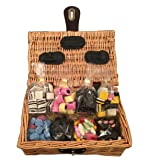 Liquorice Sweet Hamper Gift Basket - Perfect Confectionery Present for Him or Her, Husband or Wife, Boyfriend or Girlfriend, Son or Daughter