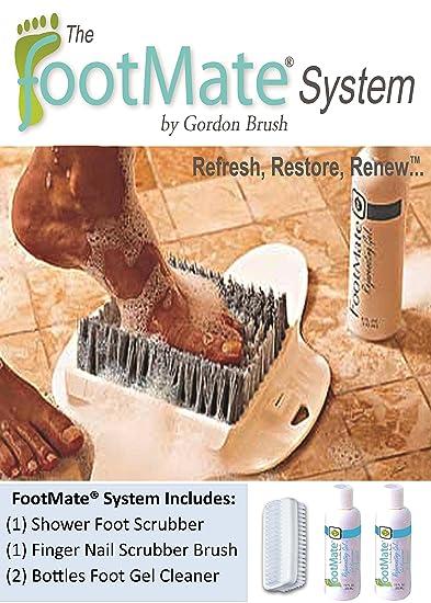 Foot scrubber amazon