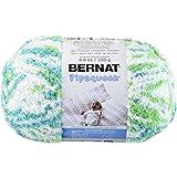 Bernat Pipsqueak Big Ball Yarn, 8.8 Ounce, Aqua Marine Swirl, Single Ball