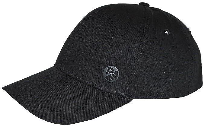 Paul Smith Cap - Black  Amazon.co.uk  Clothing a76fc1a06a5