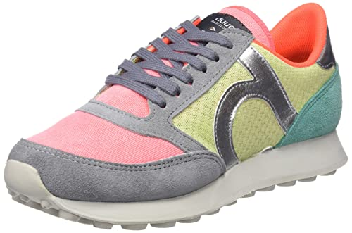 Prisa, Zapatillas para Hombre, Varios Colores (Multicolor), 44 EU Duuo