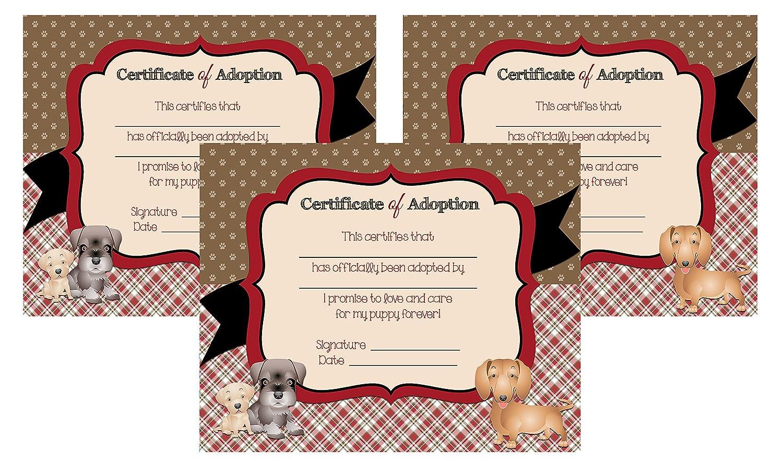 Amazon Puppy Dog Adoption Party Theme Decoration Invitation