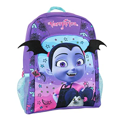 Disney Kids 3D Vampirina Backpack (Multicolored) | Kids\' Backpacks [5Bkhe0302320]