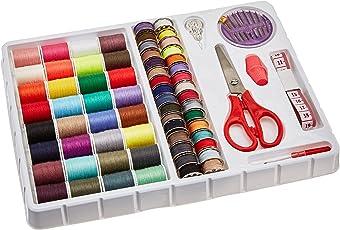 Michley Lil' Sew and Sew Kit de costura de 100 piezas