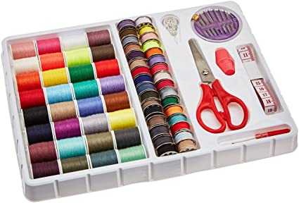 MICHLEY FS092 Lil' Sew and Sew 100-Piece Sewing Kit