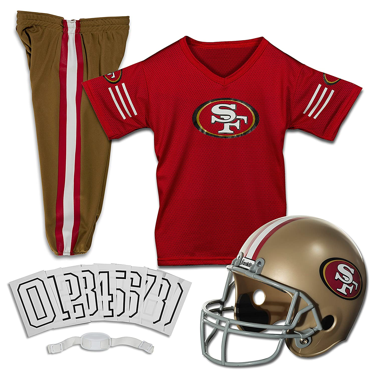 NFL Unisex-Adult Youth Uniform Franklin Sports Inc. 15700F35-P