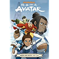 Avatar The Last Airbender--North And South Part Two: 2