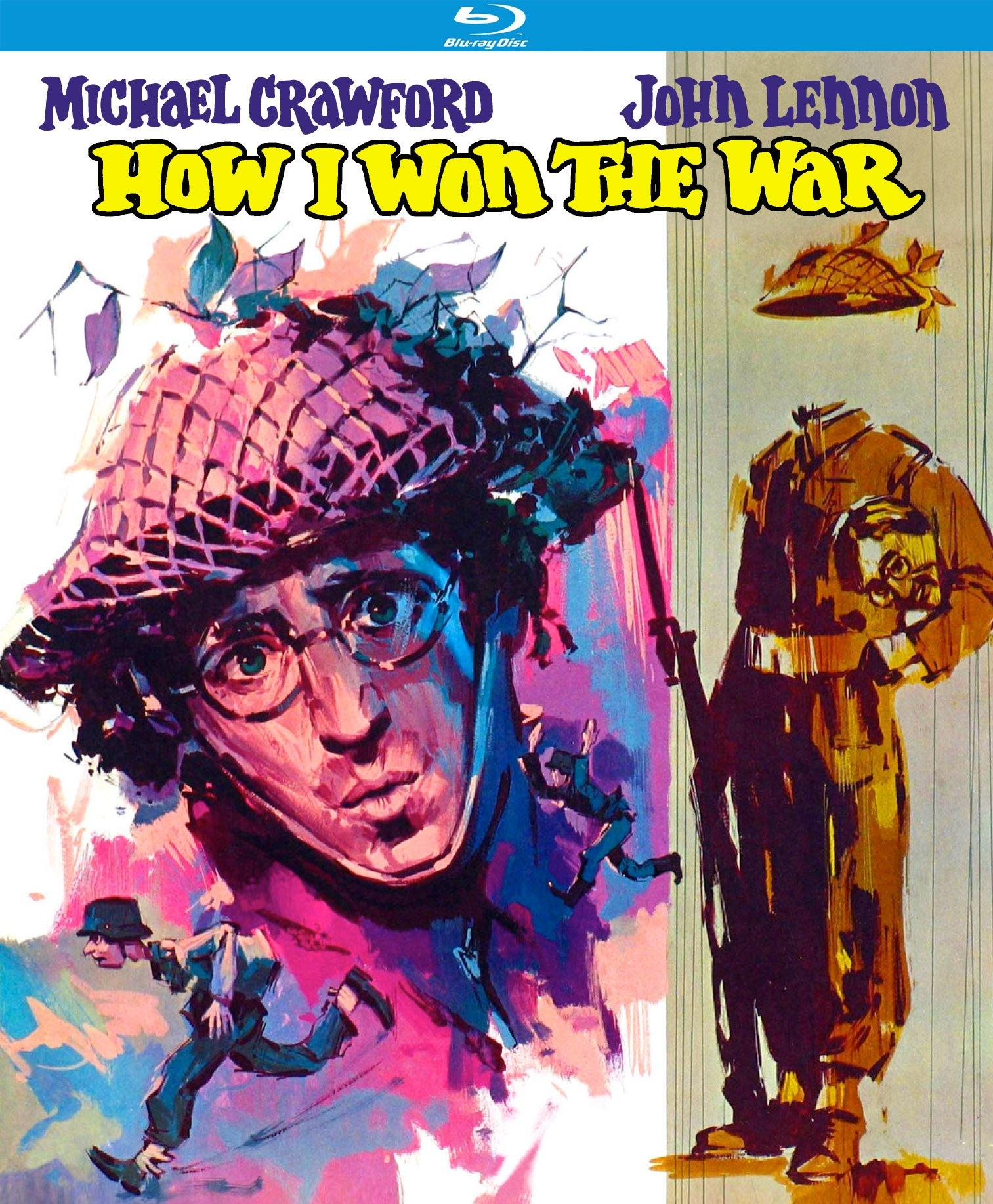 Blu-ray : How I Won The War (Blu-ray)