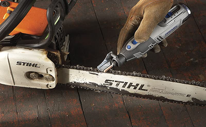 How To Sharpen A Chainsaw Top 10 Best Chainsaw Sharpener