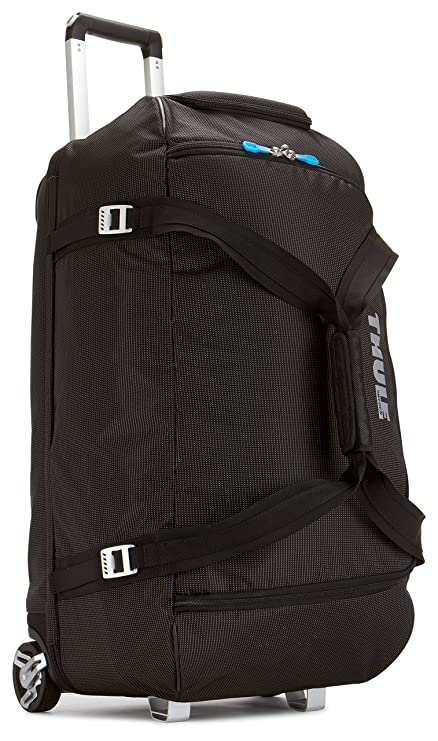 531758cf5 Amazon.com: Thule TCRD-2Black Crossover 87 Liter Rolling Duffel Pack ...