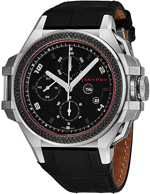 Hermoso reloj de hombre para lucir bienhttps://amzn.to/2XroxQH