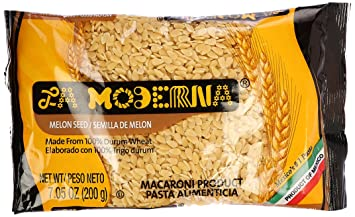 La Moderna Pasta Melon Seed, 7 oz