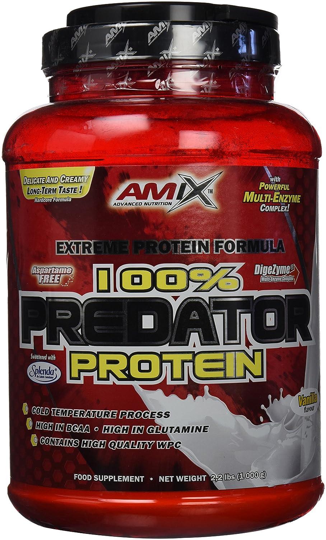 Amix Predator Proteínas - 1000 gr_8594159533165: Amazon.es: Salud ...