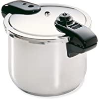 Presto Pro 8-qt. Stainless Steel Pressure Cooker