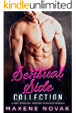 Sensual Side Collection: A MMF Bisexual Menage Romance Bundle (Maxene's Collection Book 2)