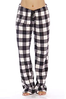 66d1ef011a Just Love Women Buffalo Plaid Pajama Pants Sleepwear at Amazon ...