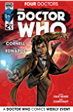 Doctor Who 2015 Event: The Four Doctors #2 (Doctor Who: 2015 Event: Four Doctors)
