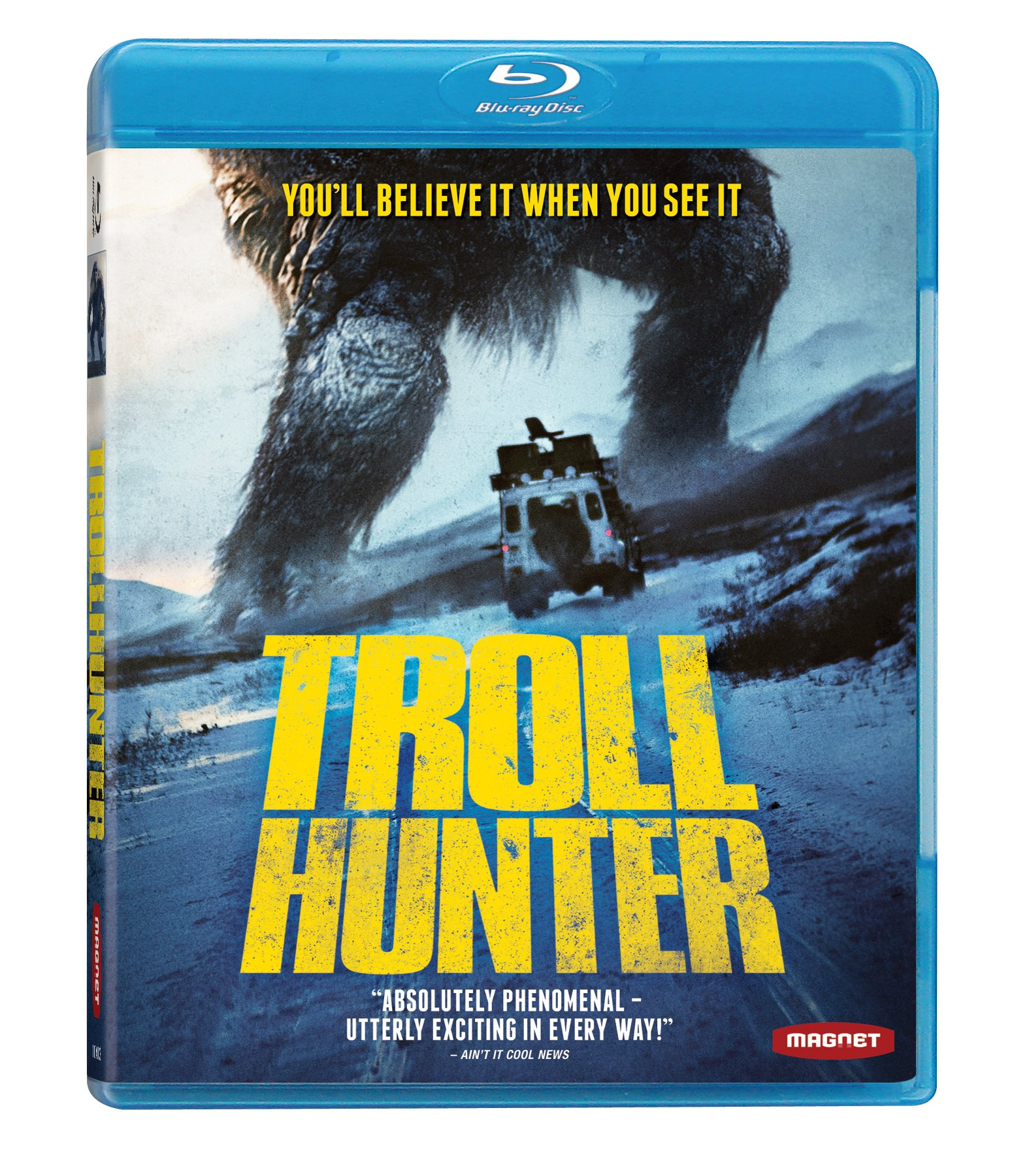 Blu-ray : Troll Hunter (, Widescreen)