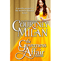 The Governess Affair (The Brothers Sinister) (English Edition)