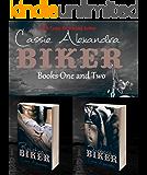 The Biker (MC Biker / Bad Boy Romance) Books 1 and 2